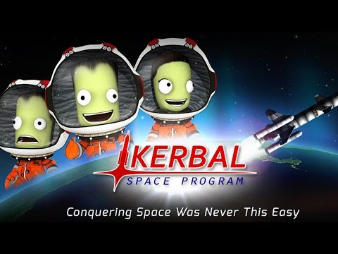 Kerbal Space Program - Strategic Launch Practice - How To Launch For Minmus Efficiently