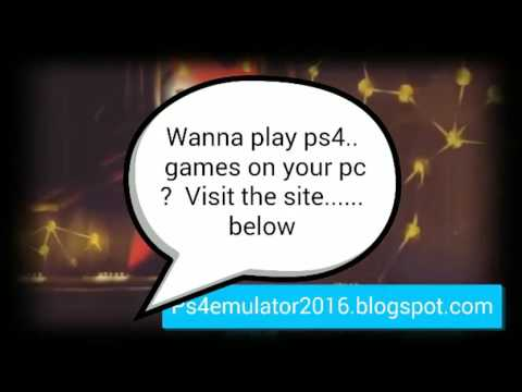 how to download ps4 emulator for pc free no surveys no bios● download  playstation 4 emulator for pc