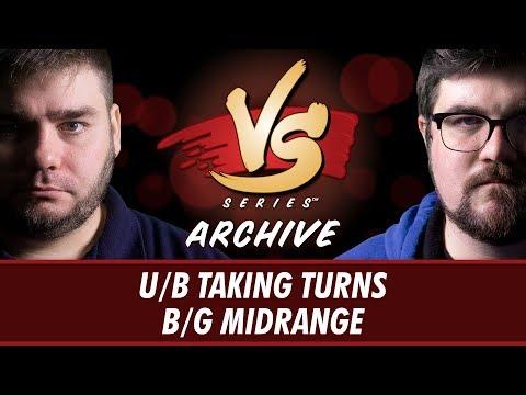 6/30/2017 - Todd VS. Brad: U/B Taking Turns vs B/G Midrange [Modern]