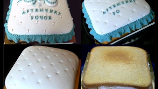 3Д торт Подушка - Cake Cushion - Torte Kissen