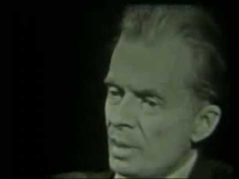 The Philosophy of Aldous Huxley 1 of 3