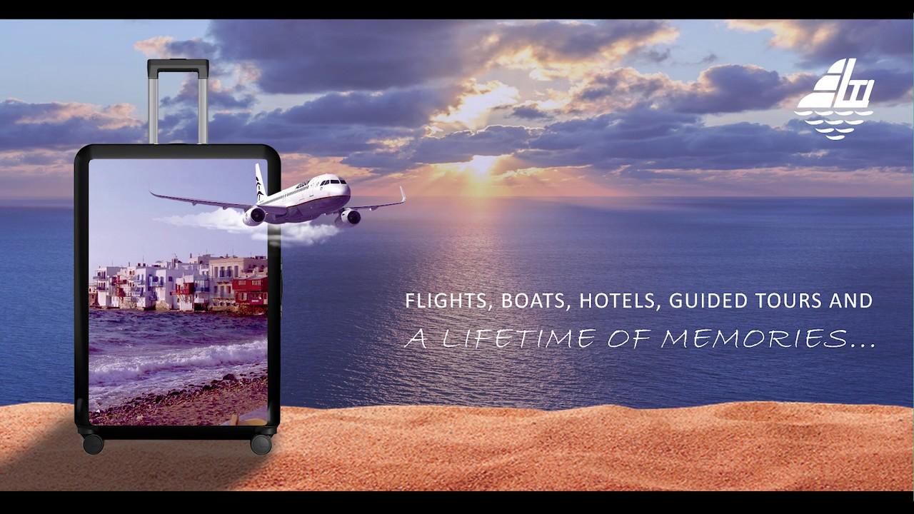 Travel Agency Creative Advertisement