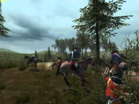 m&b warband 1755 old frontier mod