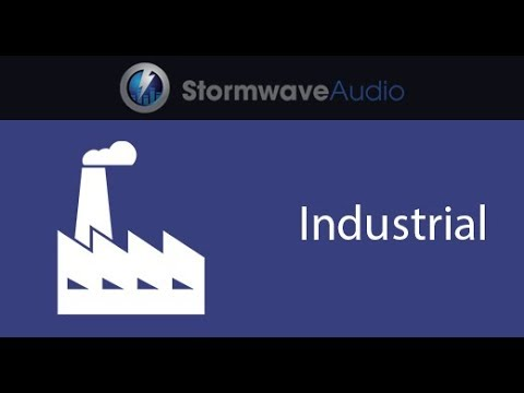 Industrial Ventilation System SFX Pack (Royalty-Free Sound Effects)