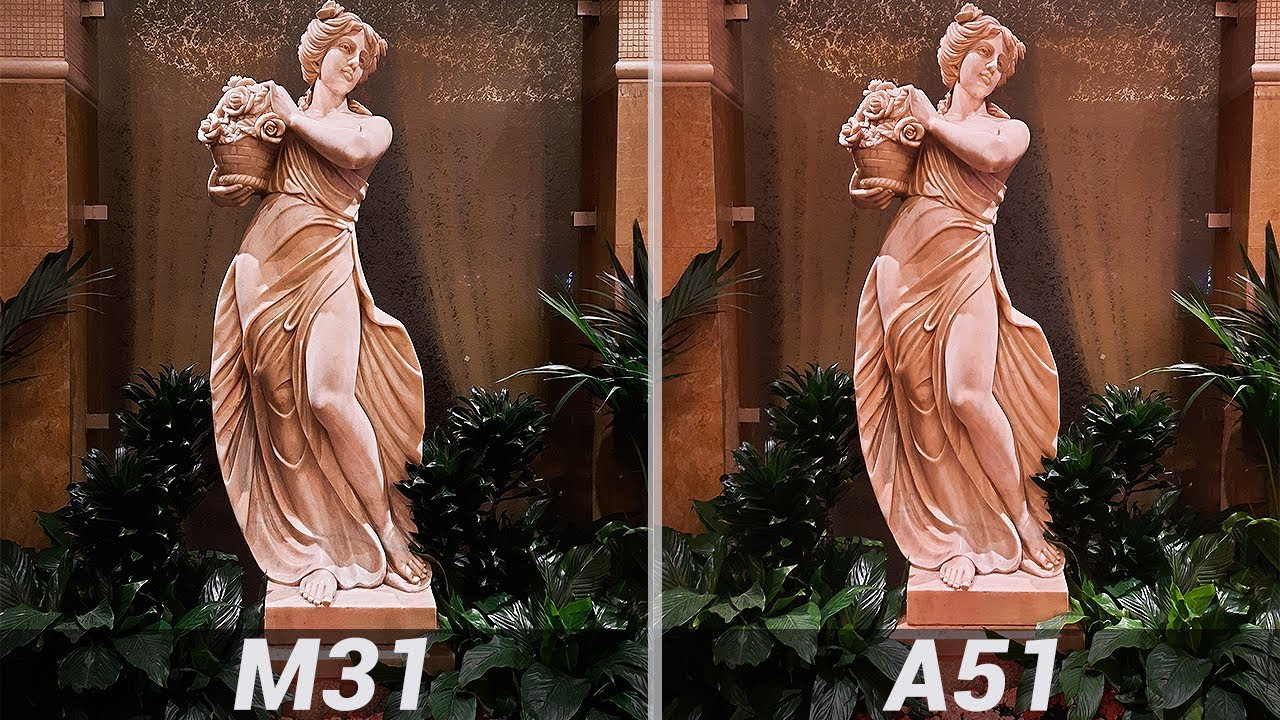 Samsung Galaxy M31 vs A51 Camera Comparison Test! Which One Is Better?