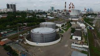Строительство уникального газопровода АО «МОСГАЗ» к ТЭЦ-20