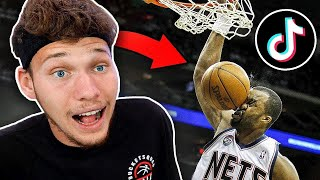 MOST VIEWED BASKETBALL TIKTOKS