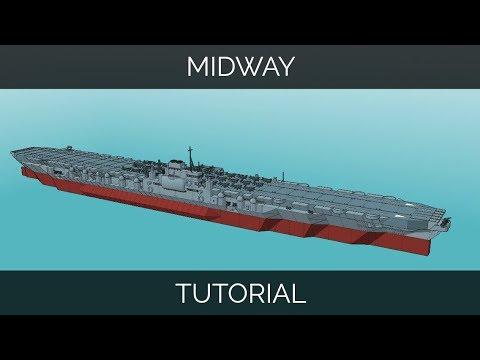 Warship Craft - Midway Tutorial