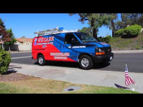 We Care Air, Heating, Pluming, & Solar (Official Video)