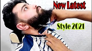 New Beard With Hairstyles For Men2021-New HairStyles For Men 2021|New Beard Style for Men 2021|| screenshot 4