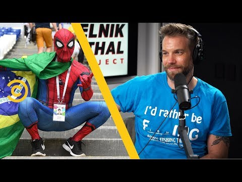 The Teen Who Dressed as Spider-Man and Beat Up a Pedophile - The Jeselnik & Rosenthal Vanity Project