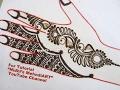 Arabic Henna Tattoo Designs Tutorial- Mehndi Designs for Hands for Beginners