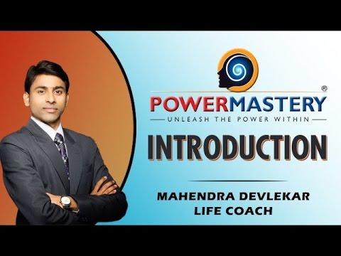Mahendra Devlekar's Free Power Mastery Introduction Seminars in Pune