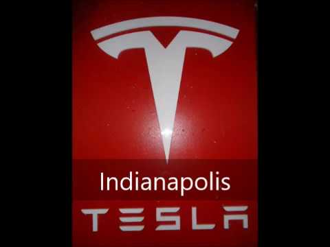 Tesla Dealership Indianapolis vlog3