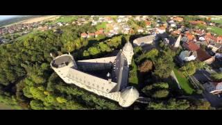 Wewelsburg - Luftaufnahme