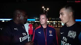 Arsenal 2-0 Lazio | Torreira's Technical Ability Reminded Me Of Santi Cazorla!