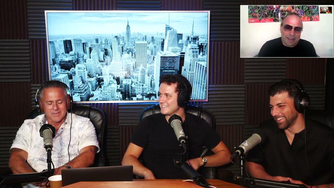 WWE Legend Rob Van Dam Talks With John Alite