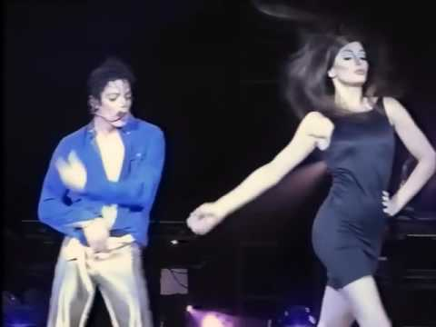 Michael Jackson - The Way You Make Me Feel  live in Brunei December 31, 1996