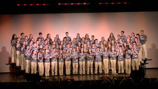 Srvhs Choir Baba Yetu - Concert Choir - Dessert Show 2015.mp3