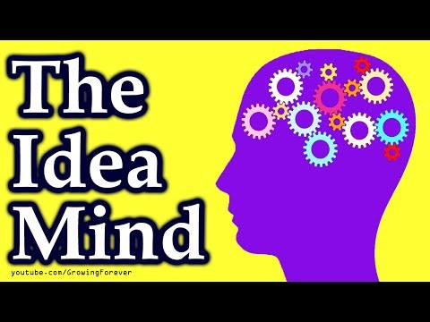 How To Create With Your Subconscious Mind Power. Law Of Attraction, Brain Power
