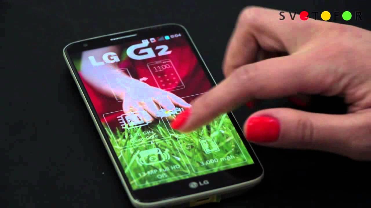 LG E612 Optimus L5 - YouTube