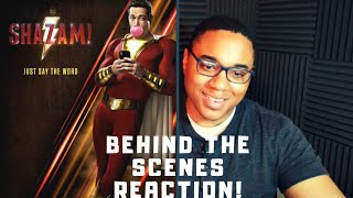 Meet SHAZAM Reaction! (The Kid With Powers)