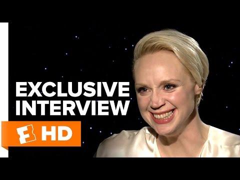 Star Wars: The Force Awakens - Exclusive Gwendoline Christie Interview (2015) HD