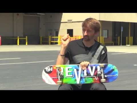 HOW TO PRACTICE SKATEBOARDING