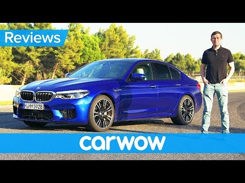 New BMW M5 2018 - find out if it's quicker than a Mercedes-AMG E63 S