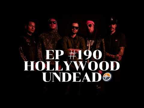 "Inside Music Podcast #190: Hollywood Undead (George ""Johnny 3 Tears"" Ragan)"