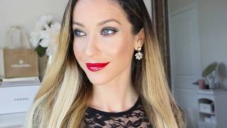 New CHANEL Collection Libre 2018 Holiday Makeup Tutorial