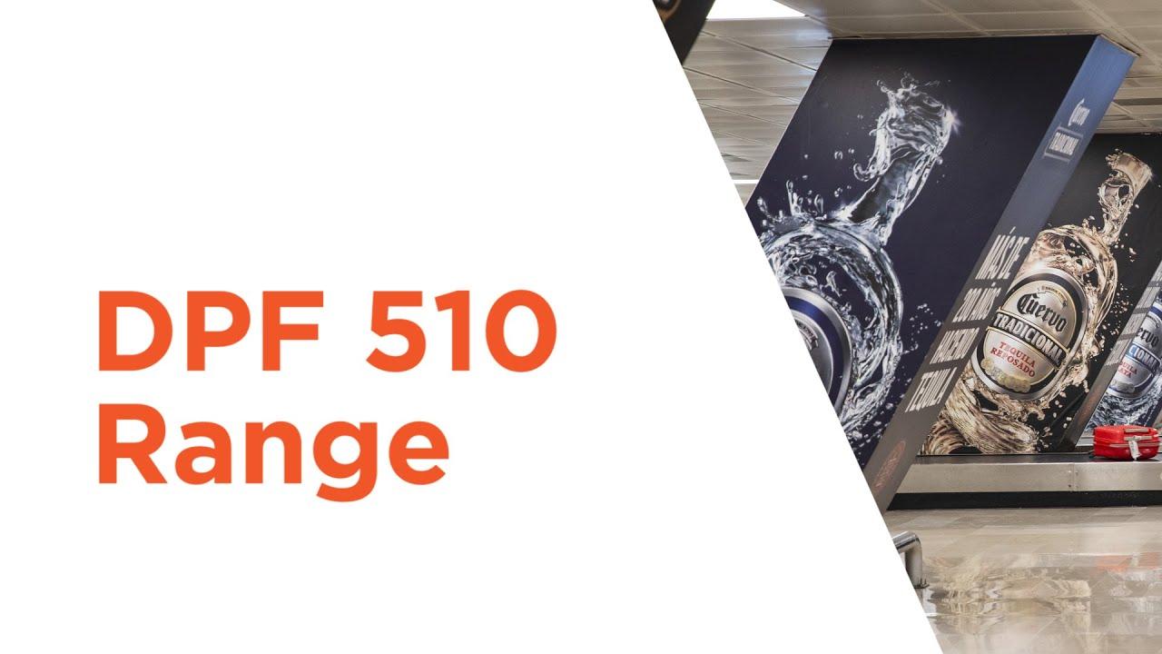 DPF 510 Range - Monomeric Multi-Purpose Vinyl