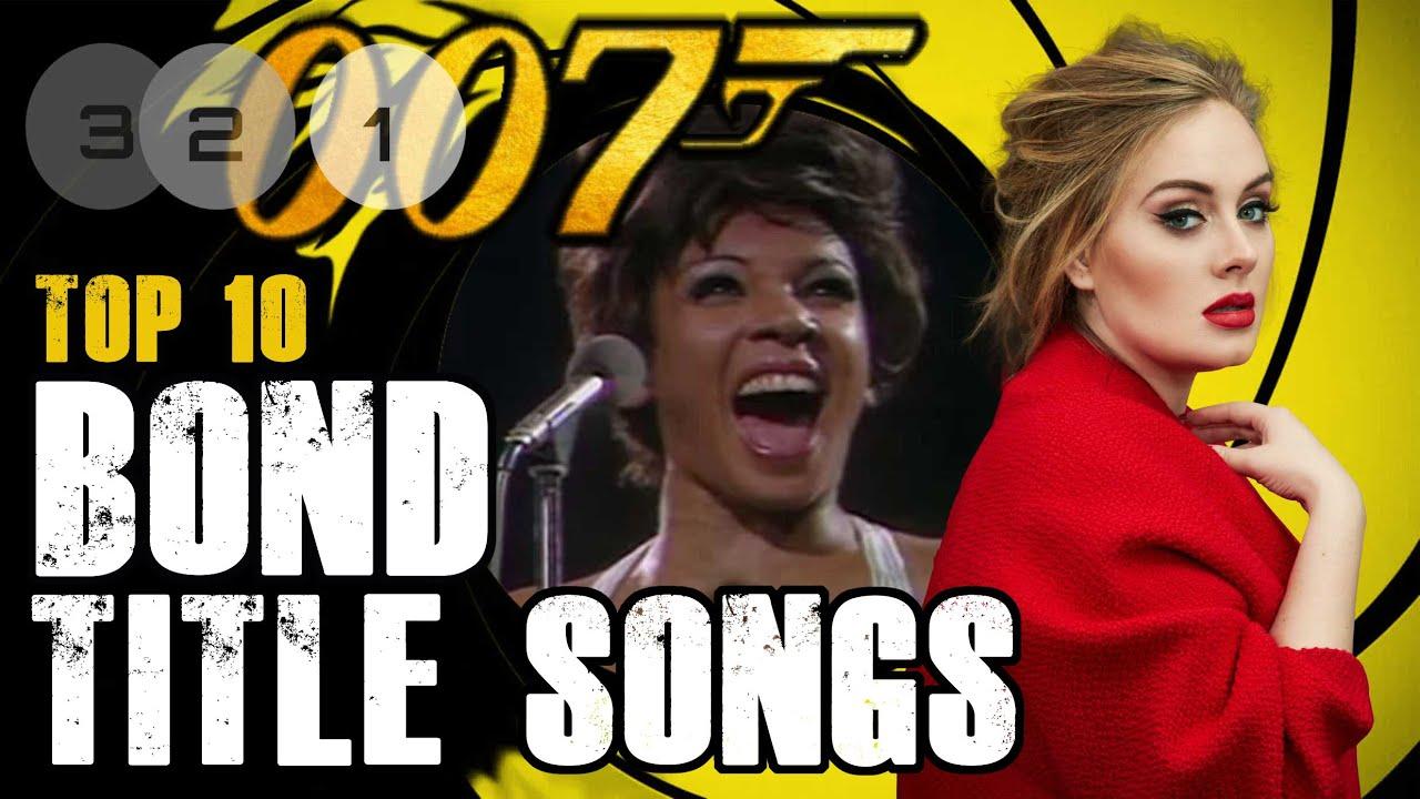 Bond Songs Ranking