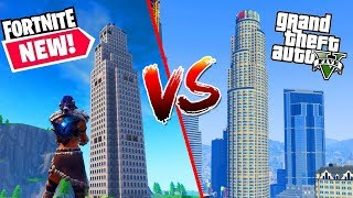 LA MAZE BANK DE GTA 5 SUR FORTNITE CREATIF !
