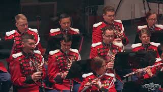 SOUSA The Golden Star -  The President's Own  United States Marine Band