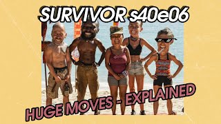 Survivor: Winners at War (Season 40) episode 6 Breakdown - CRAZY eliminations