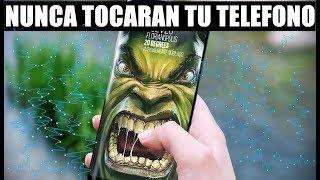 Con Esta Aplicacion Nunca Mas Volverán a Tocar tu Teléfono!! thumbnail
