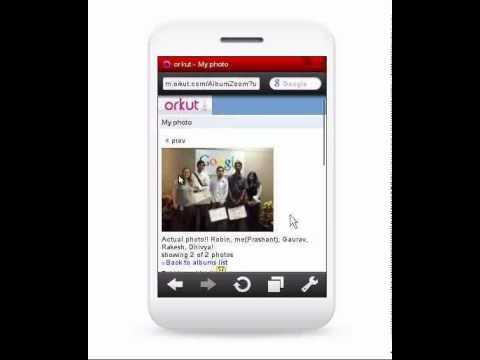 orkut mobile 2.0