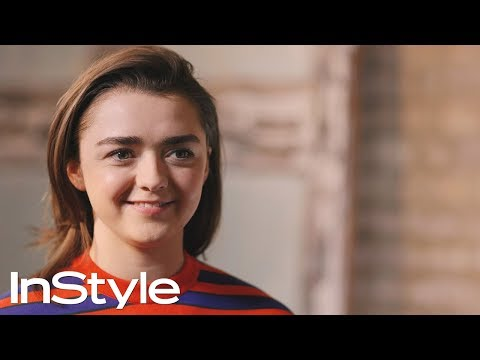 Maisie Williams Kept This Item From the Set of Game of Thrones  InStyle
