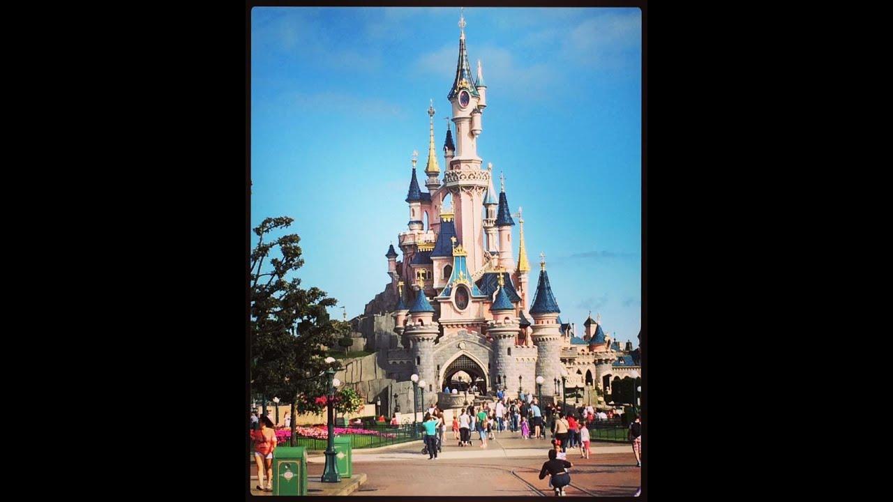 Disneyland Paris Vlog 1 Overnight In London Youtube