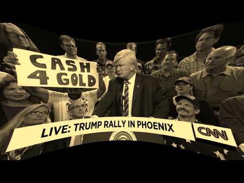 3D Donald Trump Phoenix Rally Cold Open - SNL
