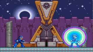 Megaman Zero 3: X Vs Copy X