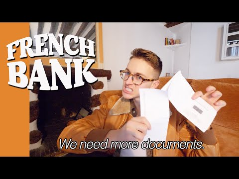 How I FINALLY opened my bank account in France 🇫🇷
