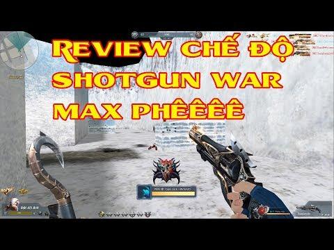 Bình Luận TK - Review Chế Độ Shotgun War - Truy Kích Showbiz