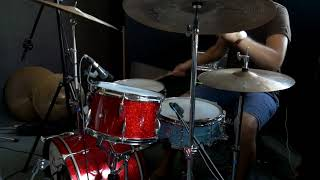 Anderson East - Girlfriend [Drum Cover]