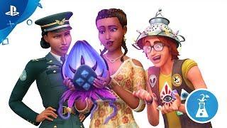 The Sims 4 - StrangerVille Reveal Trailer | PS4