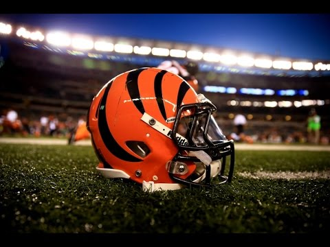 Cincinnati Bengals Pump-Up. Song-Welcome to the jungle-Guns, n roses.