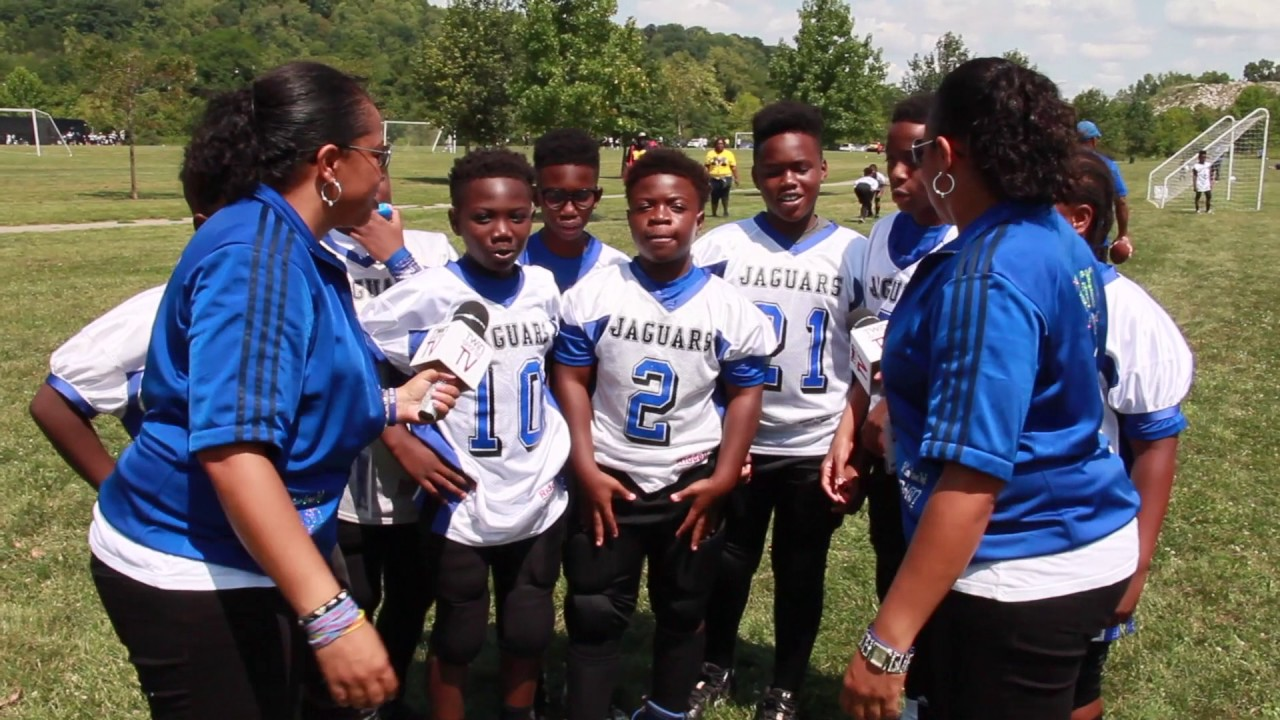 Charming TwinSportsTV: Interview With Central Dekalb Jaguars 11U Team