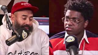 Kodak Black Spazzes Out On Ebro + Trick Daddy Responds!!!!!!