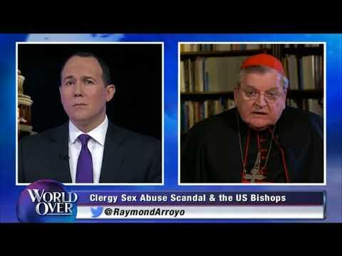 World Over - 2018-08-16 – Cardinal Raymond Burke on the Abuse Crisis with Raymond Arroyo
